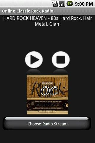 Online Classic Rock Radio