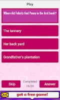 Screenshot of American Girl Doll Trivia