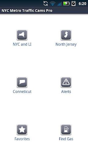 NYC Metro Traffic Cameras Pro