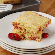 Cranberry-Orange Cornbread