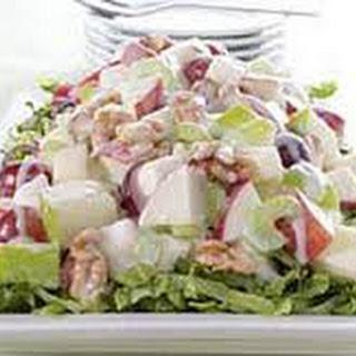 Waldorf Salad No Mayonnaise Recipes