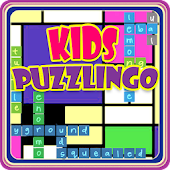 APK Game Kids Puzzlingo for BB, BlackBerry