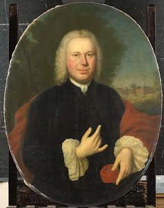 RIJKS: Conrad Kuster: painting 1761