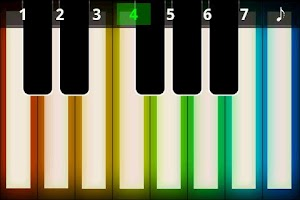Screenshot of Orchestra Free - Midi Keyboard