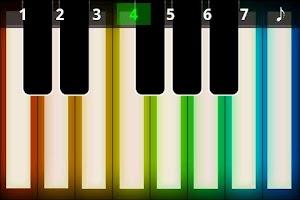 Screenshot of Orchestra Free - Midi Keyboard