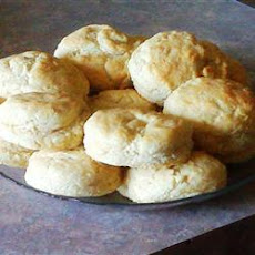 Buttermilk Biscuits I