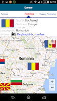 Screenshot of Learn Romanian - 50 languages