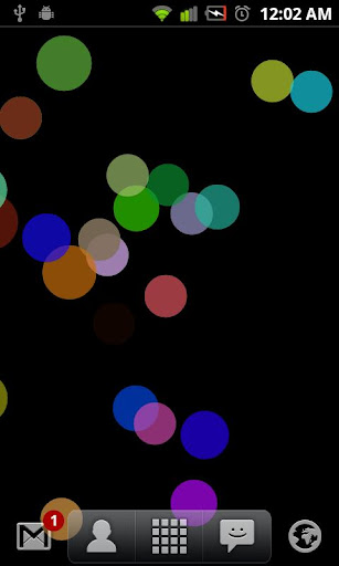 Spots Lite Live Wallpaper