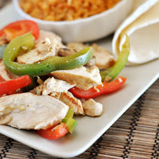 The Best Chicken Fajitas