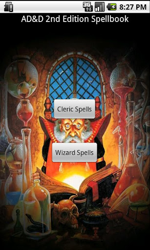 AD D Spellbook for 2nd Edition