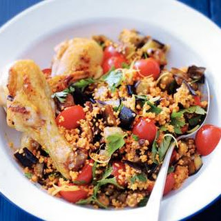 Couscous Chicken Drumsticks Recipes