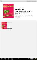 Screenshot of Casa&Mercado