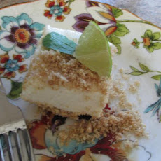 Key Lime Yogurt Bars (Splenda)