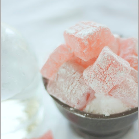 Microwave Turkish Delight