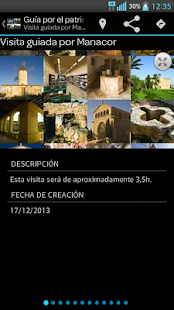 Guía patrimonial de Manacor - screenshot