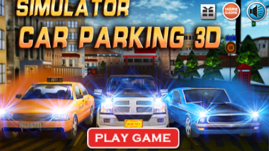 Parking No.1 Game - screenshot