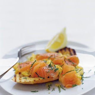 Fresh Salmon Breakfast Recipes