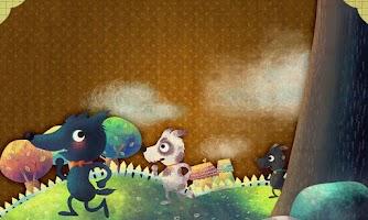 Screenshot of El lobo disfrazado de oveja