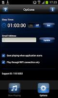 Screenshot of World FM