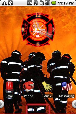 Fireman Theme HD