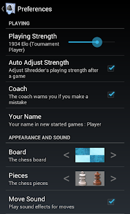 Shredder Chess Screenshot