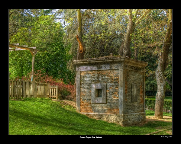 Caseta Parque San Antonio HDR