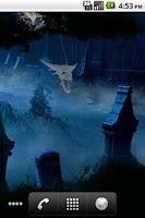 Screenshot of Ghost Halloween Cemetery