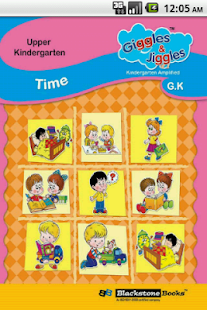 TIME Concept for UKG Kids - screenshot