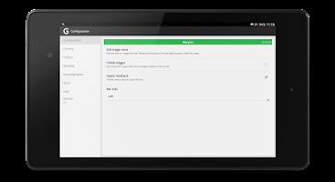 Screenshot of Glovebox Unread Plugin