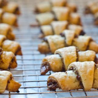 Cinnamon Nut Rugelach Recipes