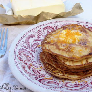 Coconut Flour Pancakes… with Gelatin!