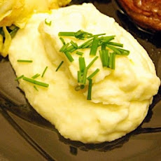 Mashed Potatoes and Leeks with Thyme