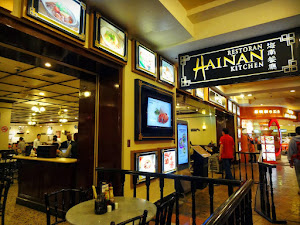 Restoran hainan kitchen first world plaza malaysia for Kitchen set restoran