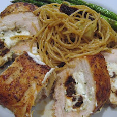 Elegant Savory Stuffed Chicken Breasts