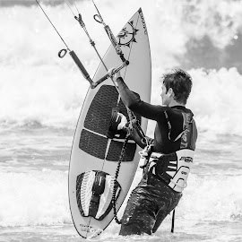 Kite by Jean-Marc Schneider - Sports & Fitness Surfing