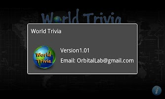 Screenshot of World Trivia