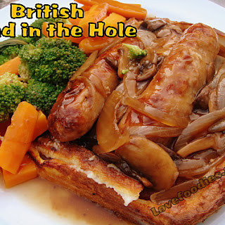 British Toad in the Hole