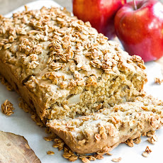Oaty Apple Autumn Bread