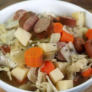 Kielbasa Vegetable Stew Recipes