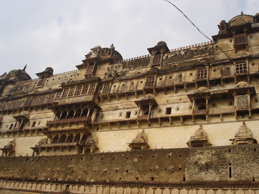 Of Bundelas and Mughals, Palace of Datia