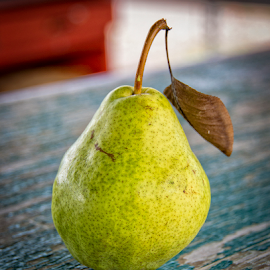 pear by Lennie Locken - Food & Drink Eating