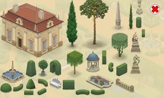 Screenshot of Inner Garden: Classic Garden