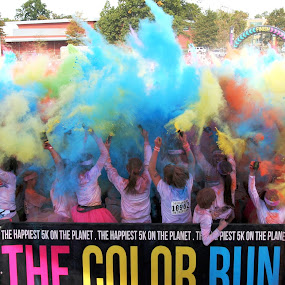 The Color Run by Paul Hopkins - News & Events Entertainment (  )