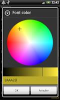 Screenshot of AMOTE Free - LIRC client