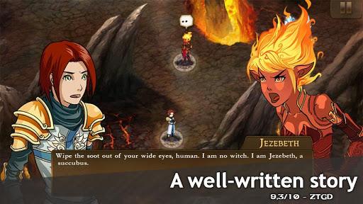 M&M Clash of Heroes - screenshot