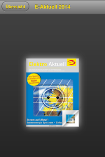 E-Aktuell - screenshot