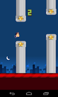 Screenshot of Flappy Bieber Pro