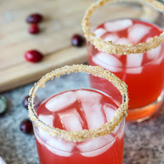 Cranberry Apple Margarita