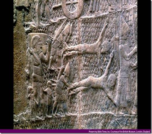 Assyrian Persecutors