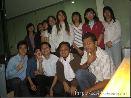 Photo taken at EE Ping farewell